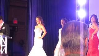 Miss New Jersey USA 2014 Evening Gown - Mallory
