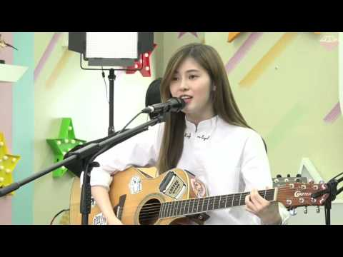 160422 Yebin's Acoustic Music Cut @ MBK Open Studio