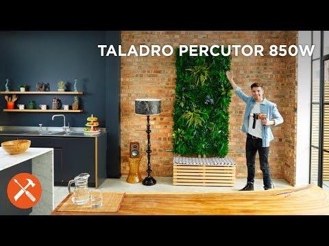 Taladro Percutor 850W   BLACK+DECKER™ [Cápsula]