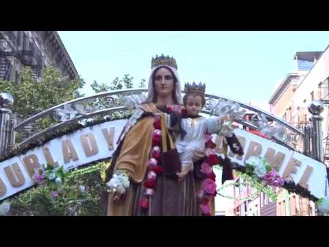 115-Year-Old Giglio Feast Hits Williamsburg
