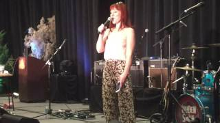 Ruth Connell Saturday Panel Supernatural Phoenix Convention 2016