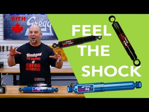 Gabriel Heavy Duty Shocks And How They Keep Your Ride Smooth - Gear Up With Gregg's