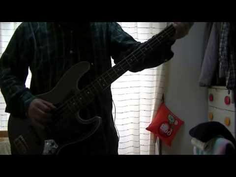 【fuka599-03】Hi-STANDARD  / GLORY【Bass Cover】