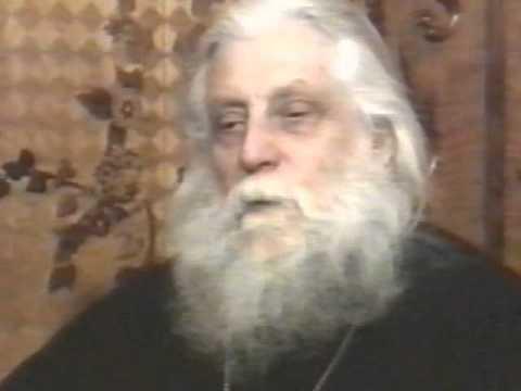 Епископ Василий (Родзянко) о Патриархе Тихоне