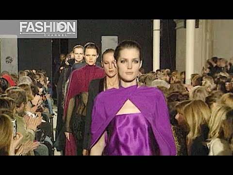 LOUIS FERAUD Fall 2003 2004 Paris - Fashion Channel
