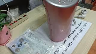 Máy lọc nước điện giải ion kiềm Panasonic TK AS44. Như mới 2017. Made in Japan