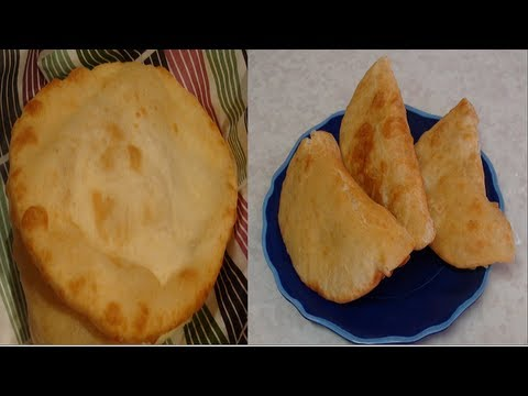 Homemade Chalupa Shell Recipe Video