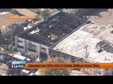 Kebakaran saat Pesta Disko di Gudang, 9 Orang Tewas Mp3