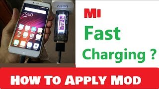 Enable Fast Charge On Any Supported Xiaomi / Redmi /Mi Phones Using  Tweaks