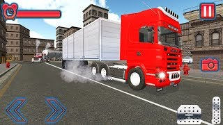Euro Truck Driver: Oil Tanker - Android Gameplay FHD