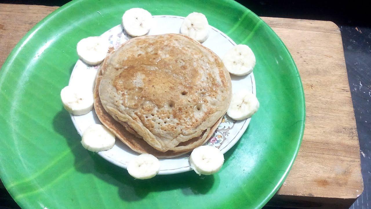 recipe: healthy banana pancakes no egg [30]