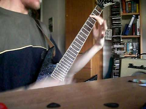 Dying Fetus - Praise the Lord (guitar cover)