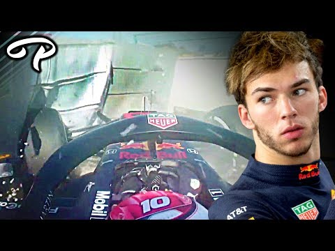 F1 Testing 2019: Is Gasly Already on Thin Ice With Red Bull?! - Ft. TheOfficialFNG