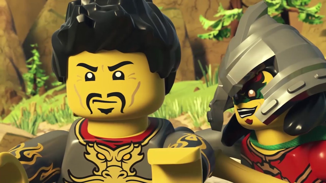 Acronix LEGO Ninjago Meet The Ninja Character Spot