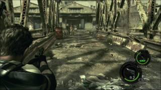 Resident Evil 5 recenzja OG (PS3, XBOX 360, PC)