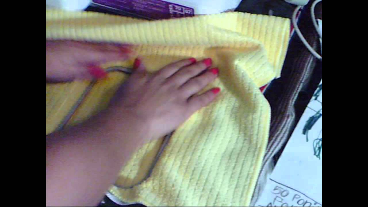 How to embroider a towel with brother se400 youtube ccuart Image collections