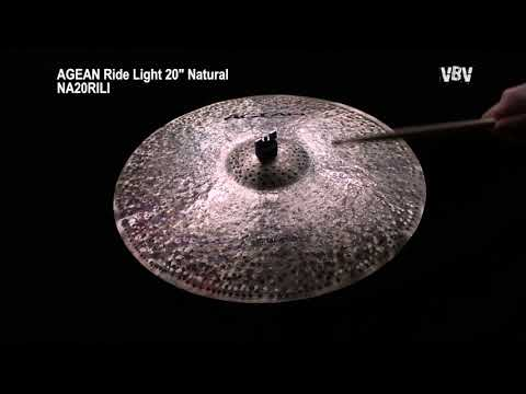 "Ride Light 20"" Natural video"