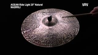"Ride Light 20"" Natural Video"
