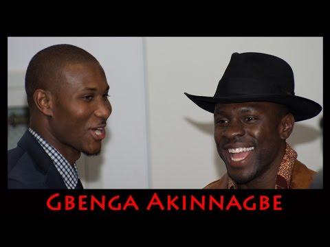 ADA   Red Carpet Interview with Gbenga Akinnagbe