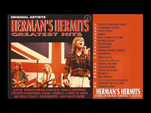 HERMAN´S HERMITS - Greatest Hits - Live (Full album)