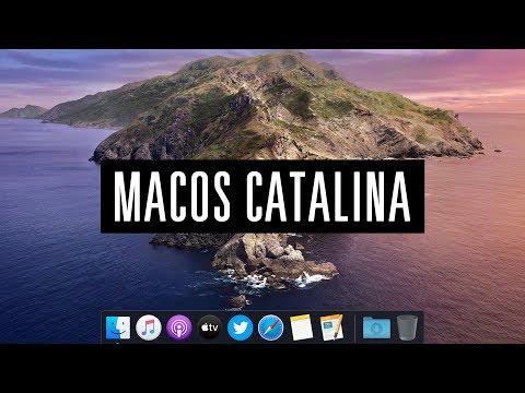 Обзор MacOS Catalina — НЕ СТАВИТЬ!