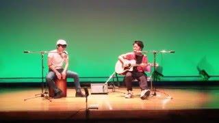 沖縄尚学の高校生2人組「neon lenon」