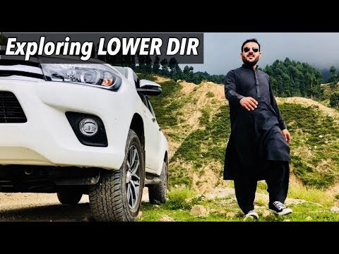 Beauty Of Lower Dir With Tahir Khan & Kabir Khan Afridi