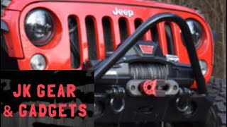 Top Winch Accessories for Off-roading