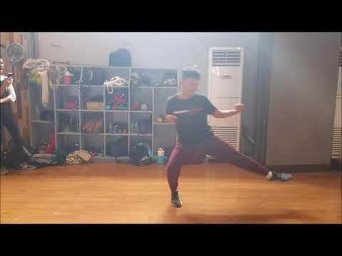 Kenneth Paul San Jose Round 2 Manila | Run It - Chris Brown