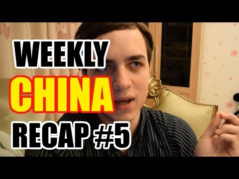 Weekly Au Pair Recap #5 of Hangzhou,  China [China Au Pair Vlog #14]