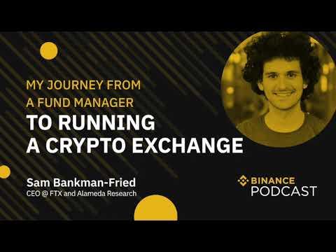 Starting crypto trading binance