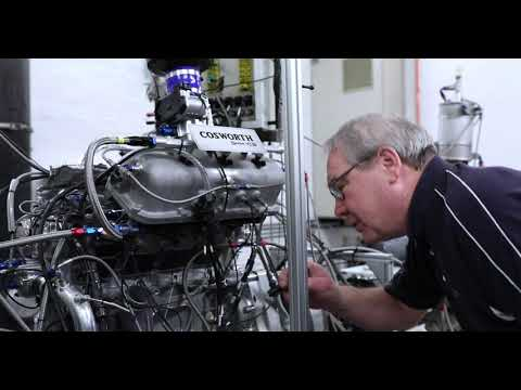 Cosworth Is Using a Wild Three-Cylinder Test Engine to Engineer Gordon Murray's New V-12