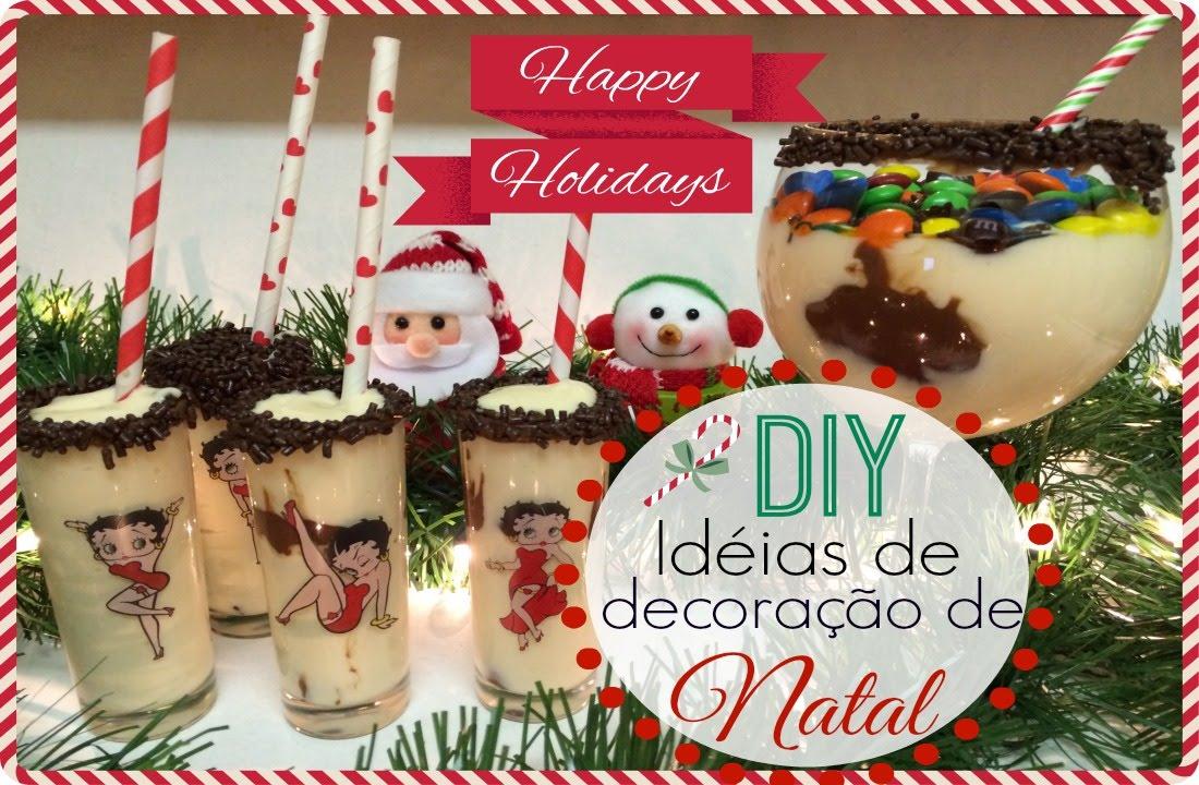 Ideias De Natal ~ DIY Natal Ideias de decoracao de Natal #LuckStars Josi Daresbach YouTube