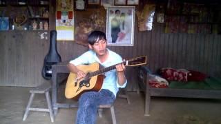 Gặp mẹ trong mơ guitar solo `` thùy chi´´