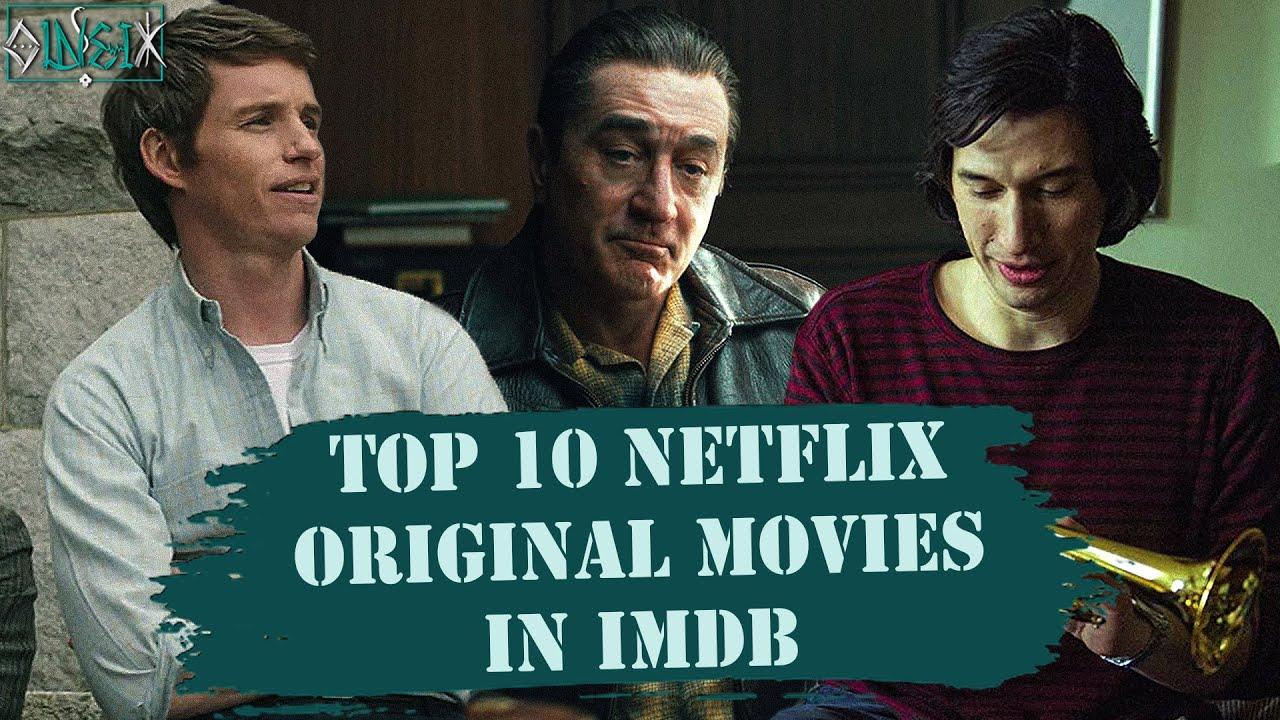"""Download Top 10 """"Netflix"""" Original Movies in IMDb (2018-2021)"""