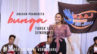 Download lagu AA JAYA MUSIC | YANG VIRAL VERSI DONGKLAK - Anggun Pramudita - Bunga (COVER) Tarik Sis Semongko