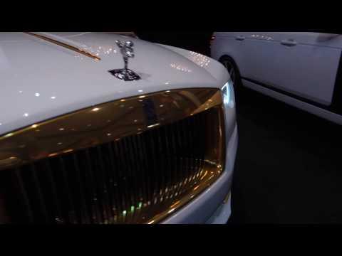 (4k) Tampa Bay International Auto Show 2016
