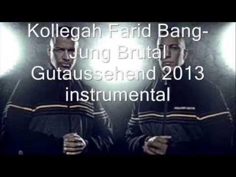 Kollegah farid Bang-Jung Brutal Gutaussehend 2013(instrumental)(JBG2)