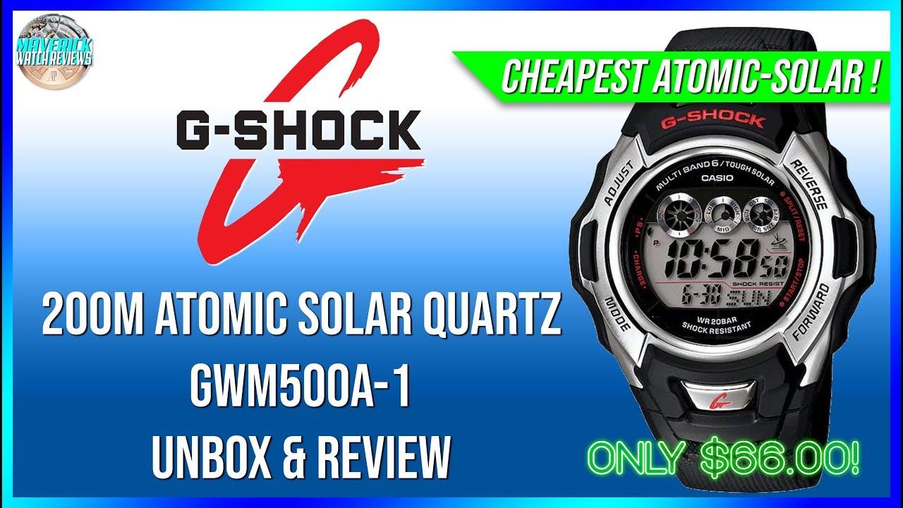 3d733aa49132 Super Cheapo Atomic-Solar G-Shock!   G-Shock 200m Atomic-Solar ...