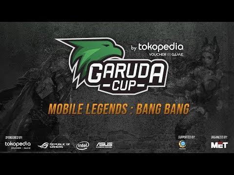 Garuda Cup: MOBILE LEGENDS Qualifier Online 2 #Day3