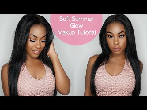 Soft Glow Makeup | Neutral Toned Soft Cut Crease Tutorial