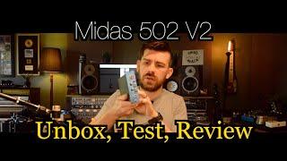 SOTGA EPISODE 3 - Midas 502 V2 Unbox, Test and Review
