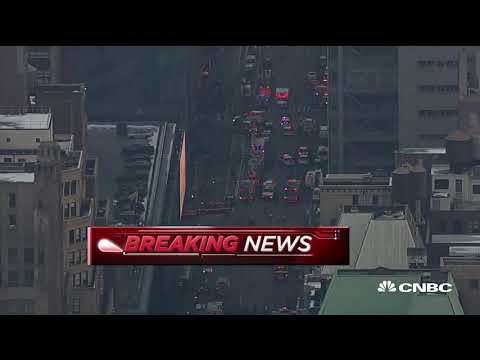 Explosion In New York City Close to Time Square Explosion Confirmed .