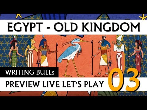 Preview Live Let's Play: Egypt Old Kingdom (03) [deutsch]