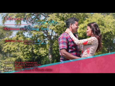 """Nen Dishum Re Nen Jibon Re"" New HO Munda Album  : Pushpa Sawaiyan & Dobro Turem Purty"
