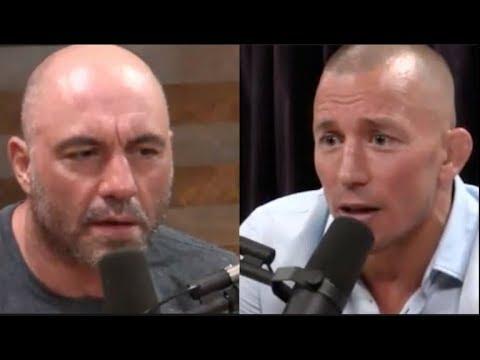 Joe Rogan - GSP on Steroids & Johny Hendricks