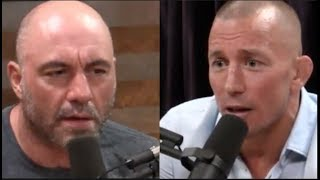 Joe Rogan GSP on Steroids Johny Hendricks