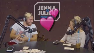 jenna and julien being a power couple
