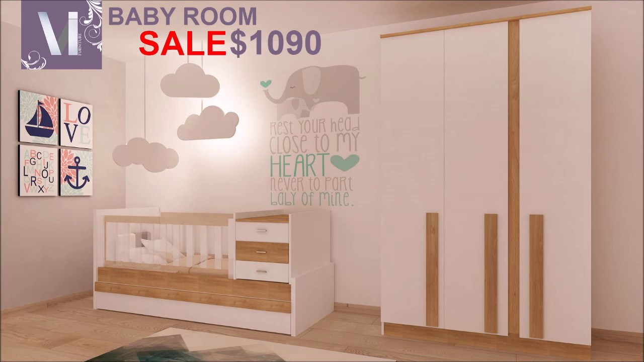 Vi Furniture Baby Room Youtube