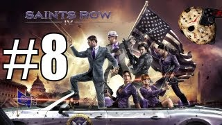 Прохождение Saints Row 4 Coop - Часть 8